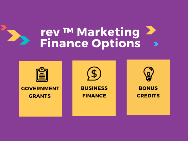 Business-Marketing-Sales-Finance-Options